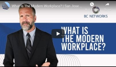 The Modern Workplace & Its Benefits