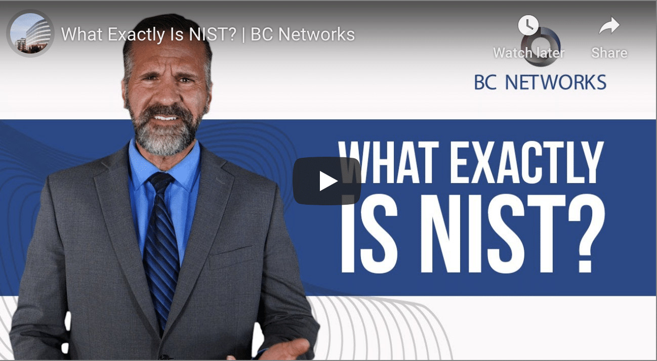 What Is NIST and What Does It Mean for My Data?